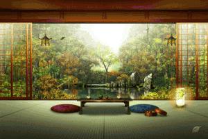yoritsuki 昼の客室