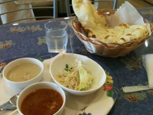 インド家庭料理 シャージャハン