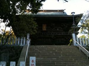 筑波山神社山門